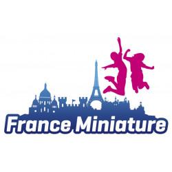 réduction visite France Miniature