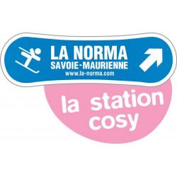 Forfait ski La Norma