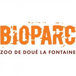 BioParc de Doué tarif réduit