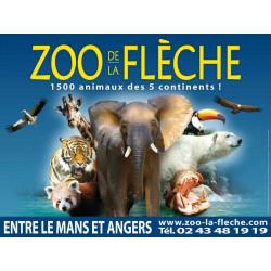 Réduction Billet entrée Zoo de la Flèche
