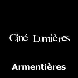 Place cinéma Ciné Lumières Armentières moins chère à 5,80€
