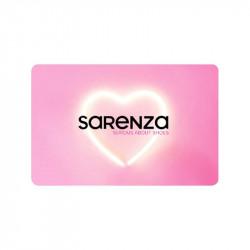 -10% carte cadeau Sarenza