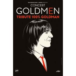 Réduction place concert Goldmen