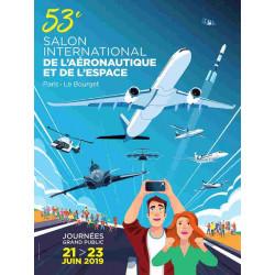 reduction billet visite salon international de l'aéronautique et de l'espace