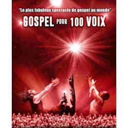 Réduction places spectacle Gospel pour 100 voix