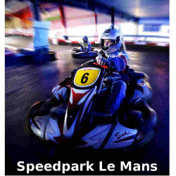 Tarif Speed Park Le Mans ticket moins cher