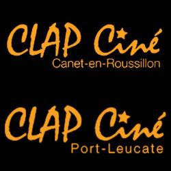 Ticket Cinéma Clap ciné Port Leucate - Canet en Roussillon