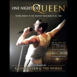 One Night of Queen en Tournée