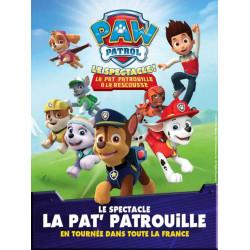 réduction tournée spectacle Pat Patrouille
