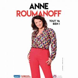 Anne Roumanoff En Tournée