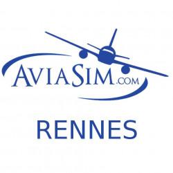 Code avantage Aviasim Rennes avec Accès CE