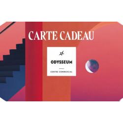 Carte cadeau Odysseum Montpellier moins chère avec -5% Accès CE