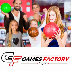 tarif Bowling Dijon Game Factory