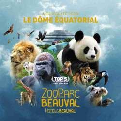 Prix ticket Zoo de Beauval moins cher