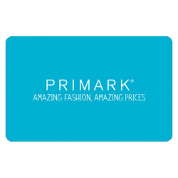 E-carte Cadeau Primark moins chère