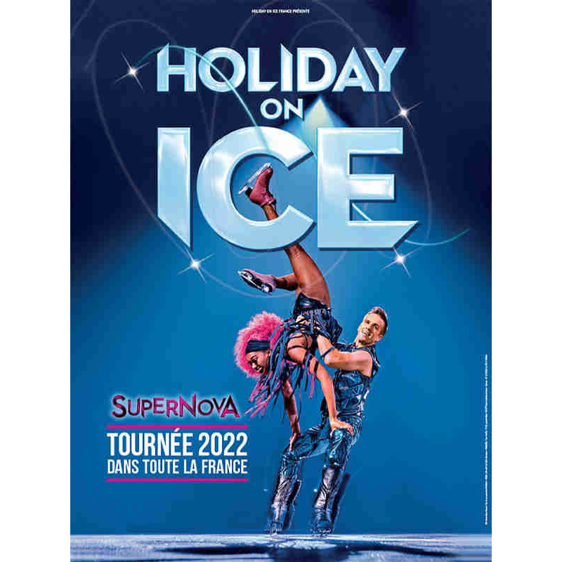 réduction place spectacle Holiday on Ice