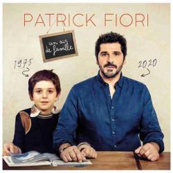 Tarif billet concert Patrick Fiori