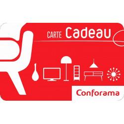 -5% carte Conforama