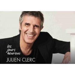 concert Julien Clerc moins cher