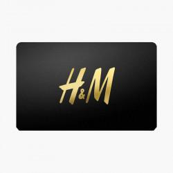 réduction Carte Cadeau H&M - 5%